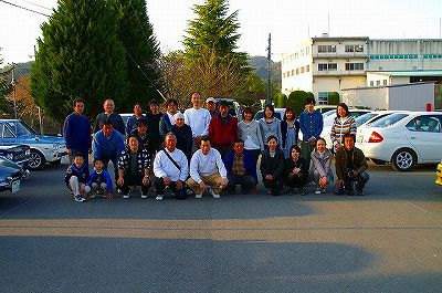 24th TEAM YAMAMORO CLASSIC CAR FESTIVAL