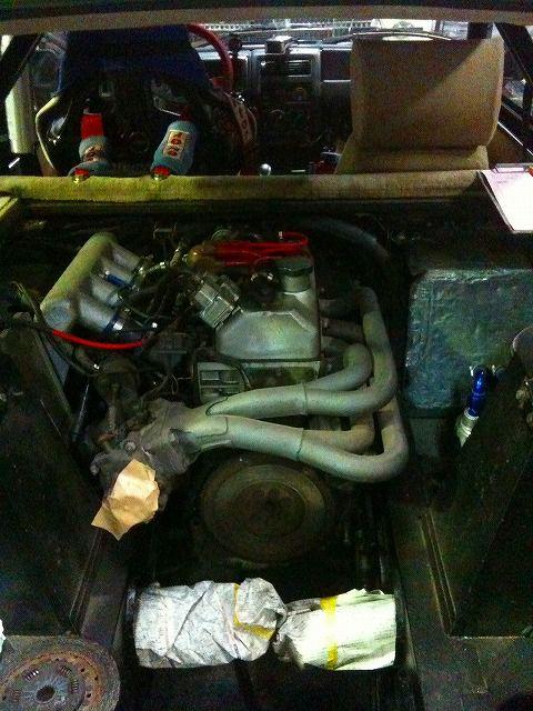 RENAULT 5 Turbo ルノー5 ターボ