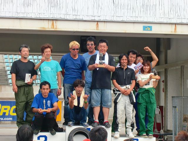 ミニ 3時間耐久レース